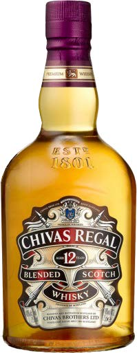 CHIVAS REGAL BLENDED 12 YEARS