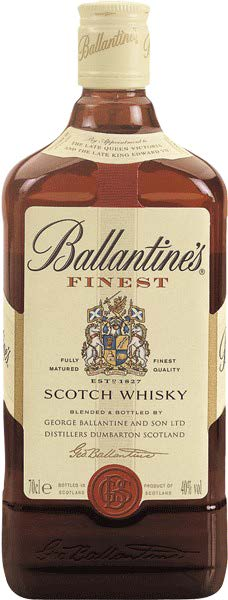 BALLANTINE'S FINEST BLENDED
