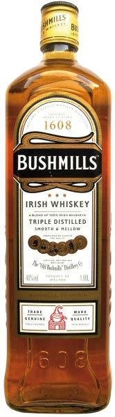 BUSHMILLS ORIGINAL TRIPLE DIST.
