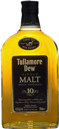 TULLAMORE D.W.E. 10 YEARS