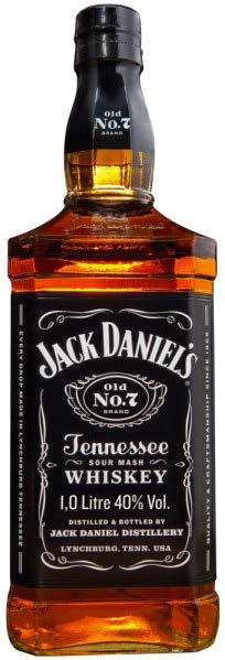 JACK DANIEL'S OLD 7
