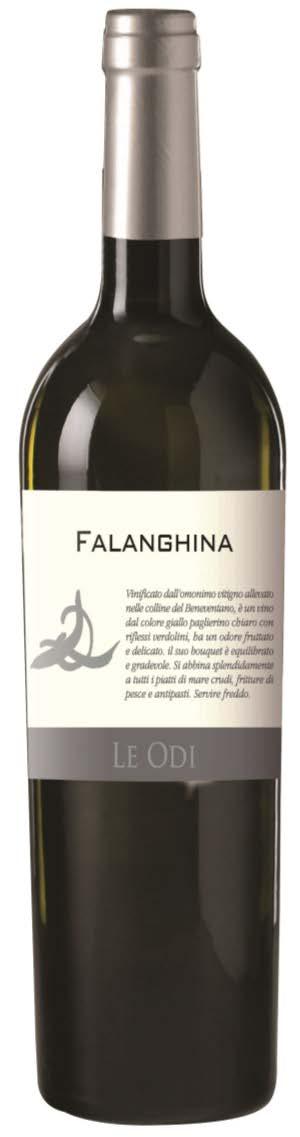 Falanghina del Beneventano IGT Le Odi