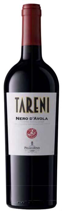 Nero d'Avola DOC Tareni Cantine Pellegrino