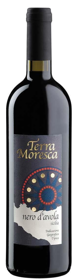 Nero d'Avola IGT Terra Moresca
