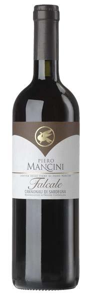 """Cannonau Sardegna """"Falcale"""" Piero Mancini"""