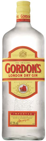 GIN GORDON'S LONDON DRY