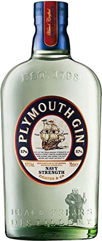 GIN PLYMOUTH NAVY STRENGHT
