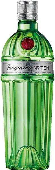GIN TEN TANQUERAY