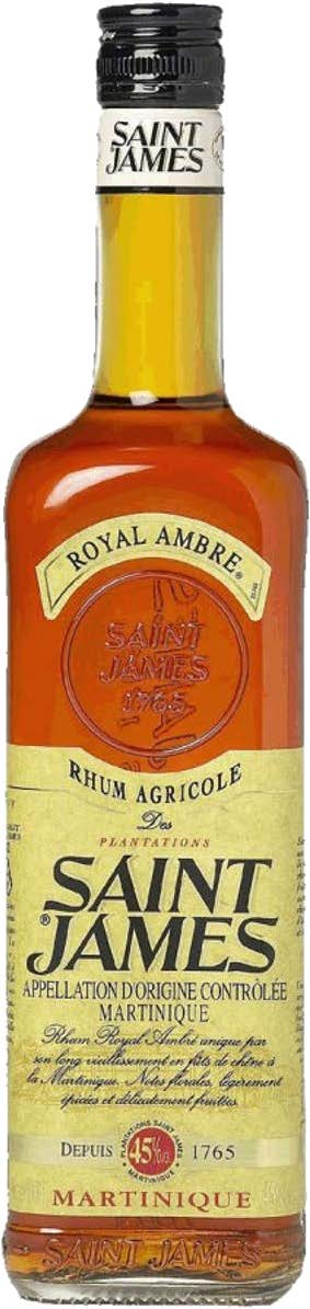 SAINT JAMES ROYALE AMBRE'