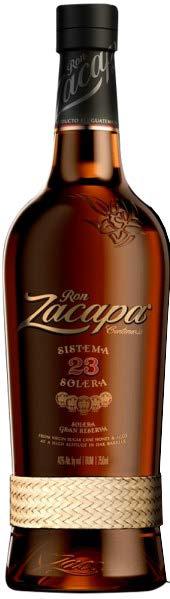 ZACAPA SOLERA GRAN RESERVA 23 ANNI