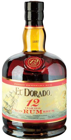 EL DORADO 12 ANNI