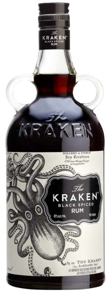 KRAKEN BLACKED SPICED