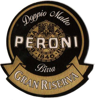 PERONI G.R. DOPPIO MALTO