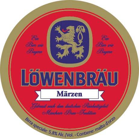 LOWENBRAU MARZEN