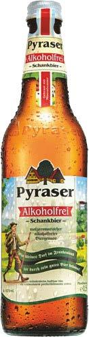 PYRASER ALKOHOLEREI