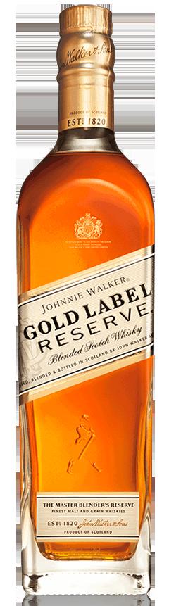 J. WALKER GOLD LABEL RESERVE