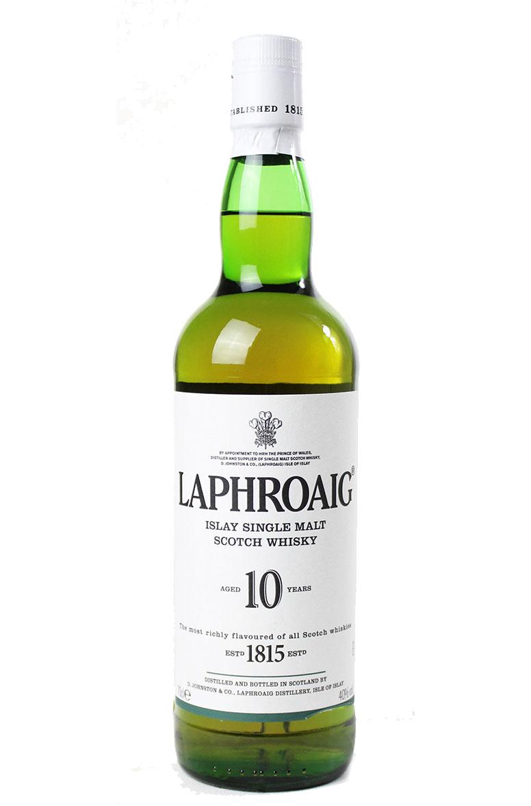 LAPHROAIG 10 YEARS ISLAY