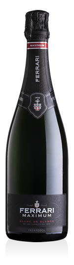 Maximum Brut Blanc de Blancs  Ferrari