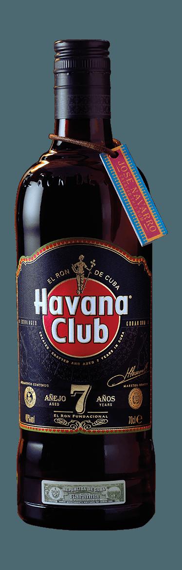 HAVANA CLUB ANEJO 7y