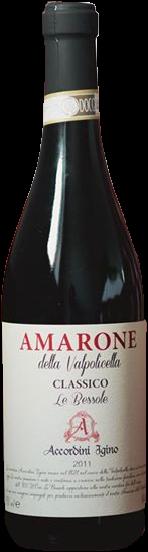 Amarone della Valpolicella Classico DOCG Le Bessole Accordini Igino