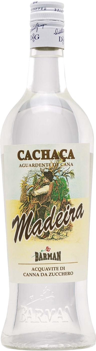 Madeira Cachaca
