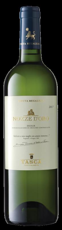 Sicilia DOC Nozze d' Oro Tenuta Regaleali Tasca d' Almerita