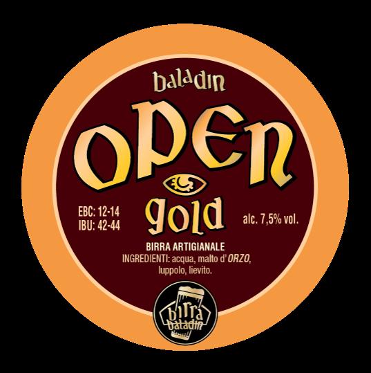 BALADIN OPEN GOLD