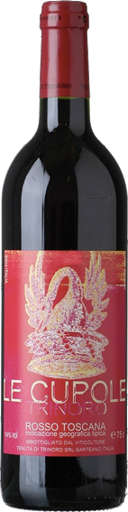 "Rosso Toscana IGT ""Le Cupole"" Trinoro"