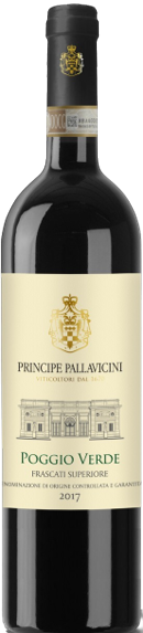 Frascati Superiore DOCG Poggio Verde Principe Pallavicini