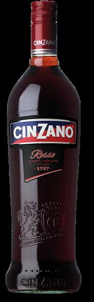 CINZANO ROSSO 1757