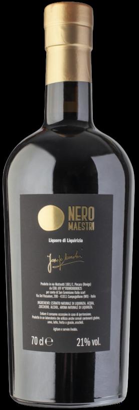 Liquore di Liquirizia Nero