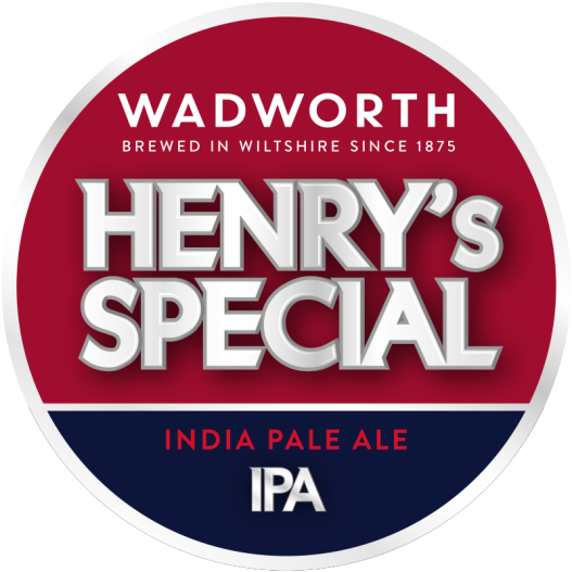 HENRY'S SPECIAL IPA
