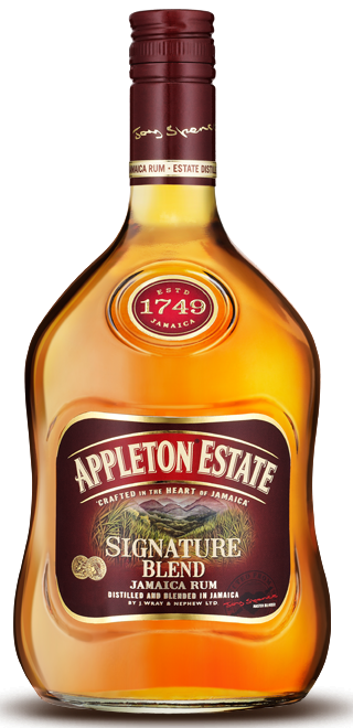 APPLETON ESTATE SIGNED BLEND