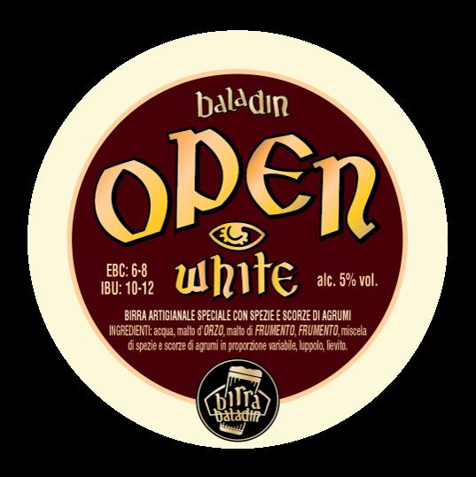 BALADIN OPEN WHITE